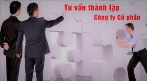 Dịch vụ thành lập công ty cổ phần trọn gói tại thành phố Hồ Chí Minh