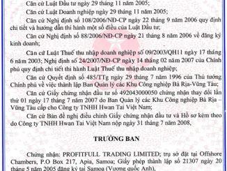 luatphamnguyengiaychungnhandautu 326x245 - Điều chỉnh giấy chứng nhận đăng ký đầu tư công ty có vốn nước ngoài