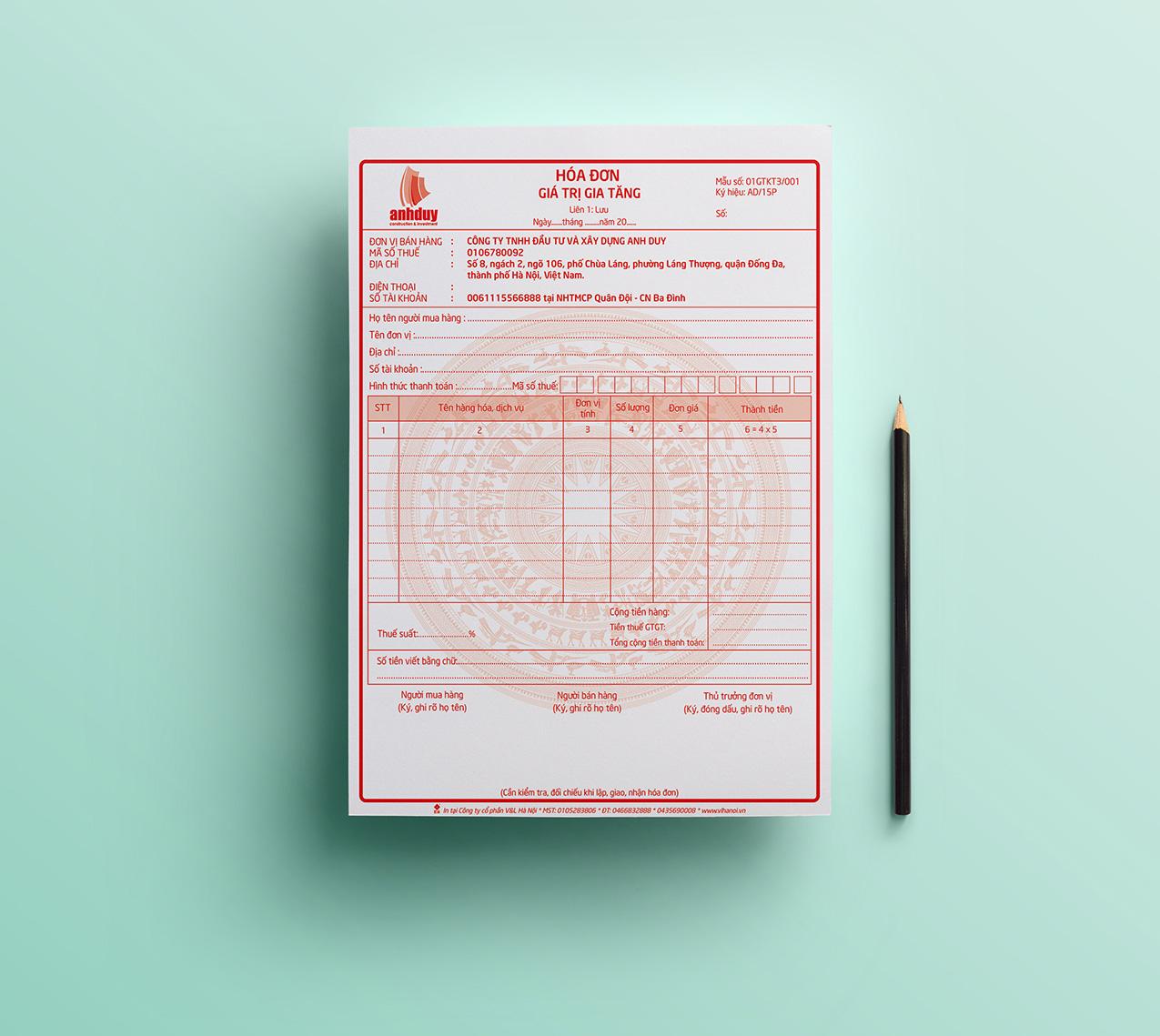 Thủ tục mua hóa đơn của Hộ kinh doanh cá thể