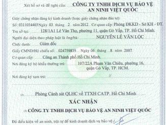 luatphamnguyengiaychungnhandudieukienanninhtrattu 326x245 - Dịch vụ xin giấy chứng nhận đủ điều kiện an ninh trật tự